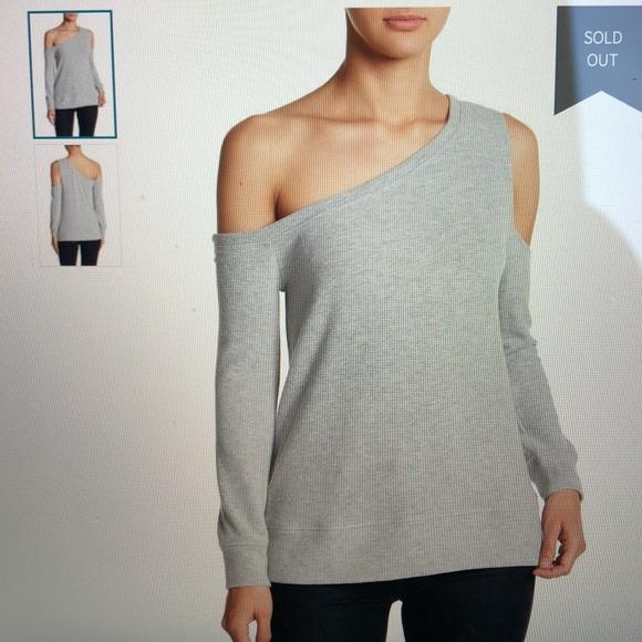BB Dakota Sweaters - BB Dakota cold shoulder sweater top 0587f7879